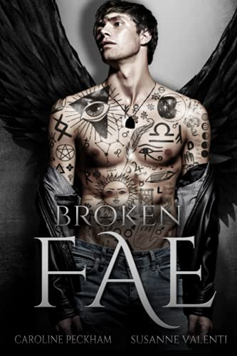 Broken Fae (Ruthless Boys of the Zodiac, Band 4)