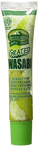 Wasabipaste in der Tube
