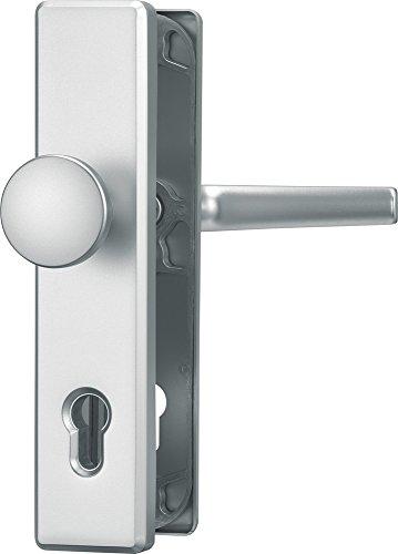 ABUS Tür-Schutzbeschlag HLS214 F1, aluminium, 21034
