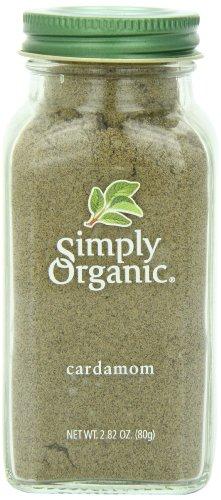 Simply Organic Cardamom, 2.82 Ounce