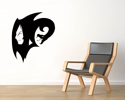 Orochimaru Vinyl Wall Decals Ninja Apostate The Legendary Trinity Anime Naruto Shippuden Japan Manga Comics Decal Sticker Vinyl Murals Decors IL0795
