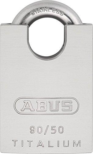 ABUS 90RK/50 - Vorhangschloss Titalium