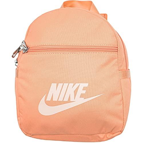 Nike Futura 365 Mini Bkpk Zaino, Agata, albicocca agata, arancione, Taglia unica Donna