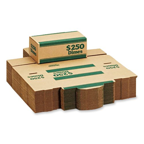 MMF Industries Pack 'N Ship Coin Transport Box –...