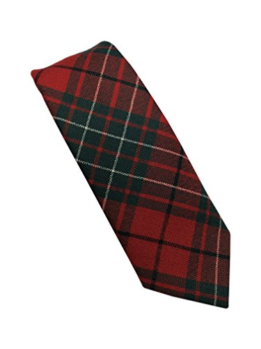 Cravate Tartan Cumming Ingles Buchan