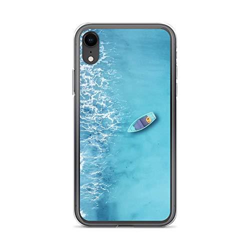 Funda protectora para LG G3, color azul, transparente