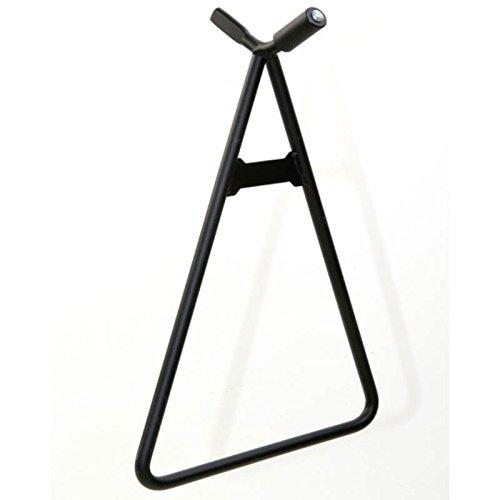 one by Camamoto supporto laterale triangolo Cavaletto moto specifico per moto da Cross, enduro, fuoristrada e trial (nero)