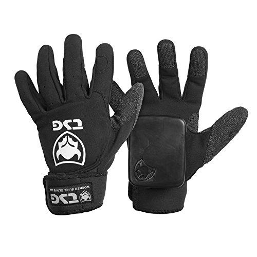 TSG Erwachsene Worker Slide Glove AD Handschuhe, Black, S