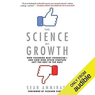 Page de couverture de The Science of Growth