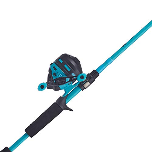 Ugly Stik Hi-Lite Spincast Reel and Fishing Rod Combo