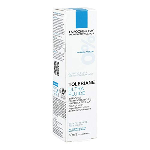 LA ROCHE-POSAY Toleriane Ultra Fluide Tagespflege Creme, 40 ml Creme