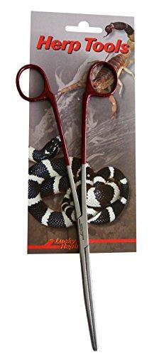 Lucky Reptile - Pinzas de alimentación para Reptiles, 25 cm