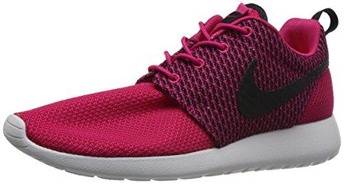 Nike Rosherun 511881-662 Herren Low-Top Sneaker Rot (Dunkelrot) 44.5