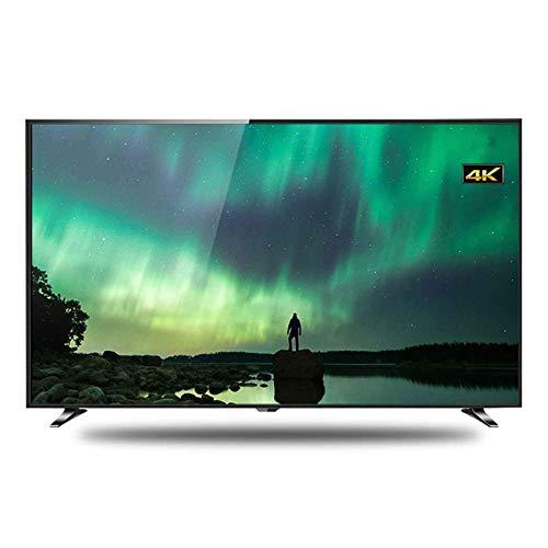 ZFFSC TV di qualità HD Smart 4K Ultra HD LED TV Internet TV, 32 42 50 55   60 Pollici, Proiezione Schermo per Cellulare, Built in WiFi, Internet Ricco TV di qualità HD