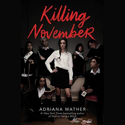 Killing November audiobook cover art