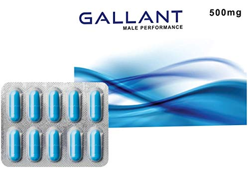 Gallant - Energy and Recovery for The Experienced Gentleman