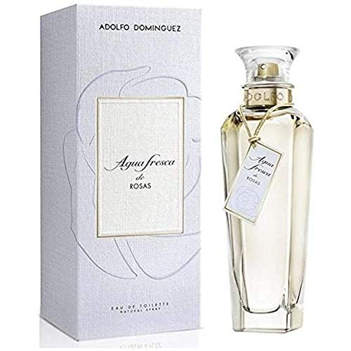 Adolfo Dominguez Agua Fresca de Rosas Edt Vaporizador 200 ml