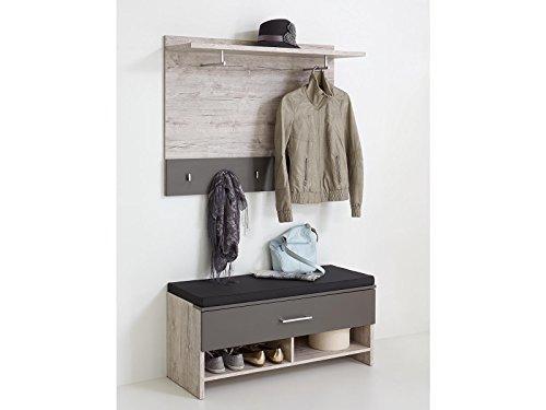 Garderobe Komplett Set Flurmöbel Dielenmöbel Garderobenset