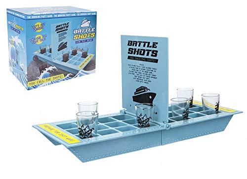 Battle Shots Trinken Spiel Erwachsene Party Fun Game Stag Night MÄDCHEN ODER Jungen
