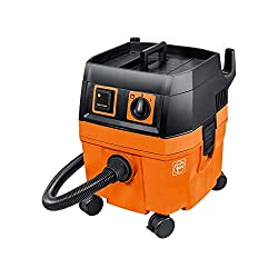 top 10 portable dust extractor FEIN Vacuum Cleaner Turbo I 5.8 Gallon 1100W   Delivery Range: 13ft Suction Hose, Tool Coupling…