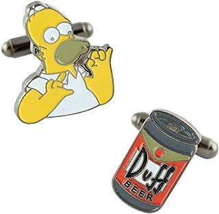 Gemelos Homer Simpsons & Cerveza Duff