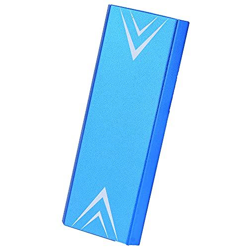 External Hard Drive, Hard Drive Portable 1TB 2TB 4.2TB Slim External Hard Drive USB 2.0 Compatible with PC, Laptop and Mac (2TB-D Blue)