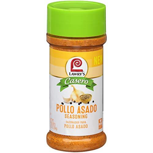 Lawry's Casero Pollo Asado Seasoning, 12.5 oz