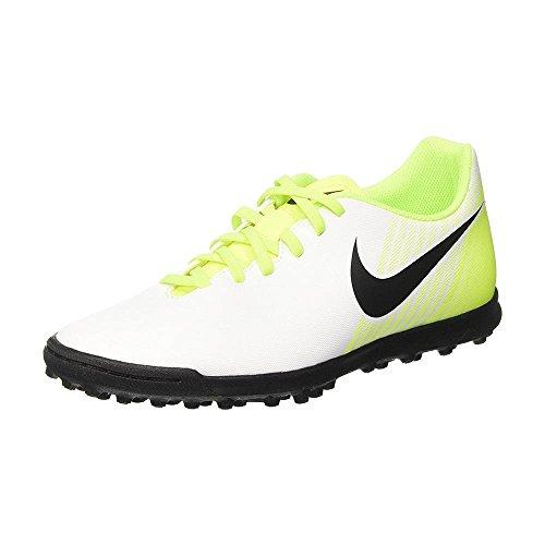 Nike - Zapatillas de fútbol Sala de Material Sintético para niño Blanco Bianco Blanco Size: 38