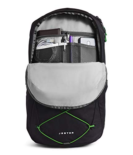 The North Face Jester, TNF Black Heather/Adder Green, OS