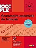 Grammaire essentielle du français niv. B2 - Livre + CD (100% FLE)