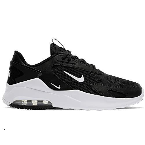 Nike Air MAX Bolt, Zapatillas para Correr Mujer, Black White Black, 36 EU