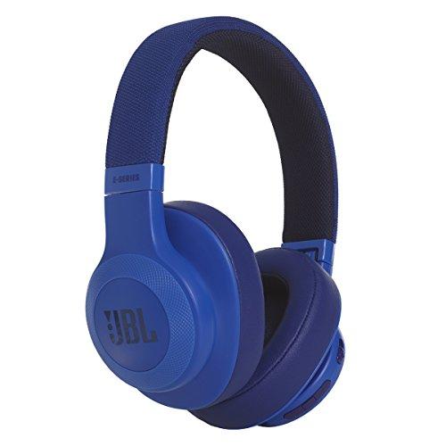 JBL Bluetooth Headphone Blue (E55BT)