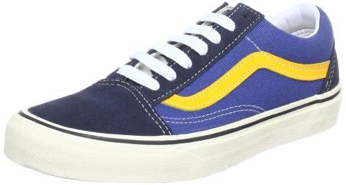 Sneaker Vans Vans U Old SKOOL (2 Tone) Navy/C - Zapatillas de Cuero Unisex