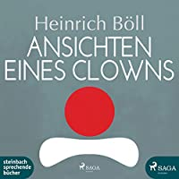 Ansichten eines Clowns livre audio