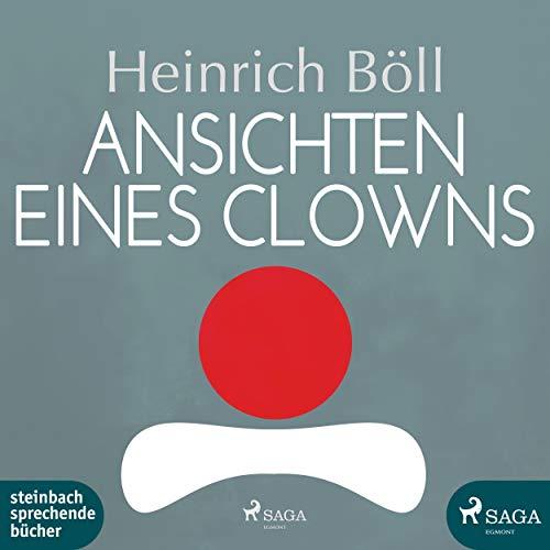 Ansichten eines Clowns audiobook cover art