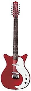 Danelectro 12SDC 12-String Electric Guitar Black