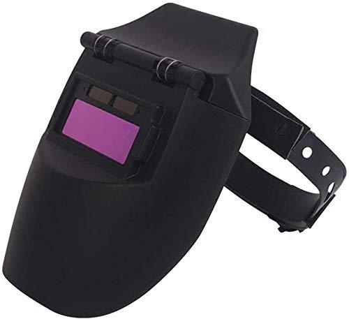 Lasmasker, op zonne-energie lashelm Met Flip Lens for Mig Tig Arc Weld Grinding Welder Mask lsmaa