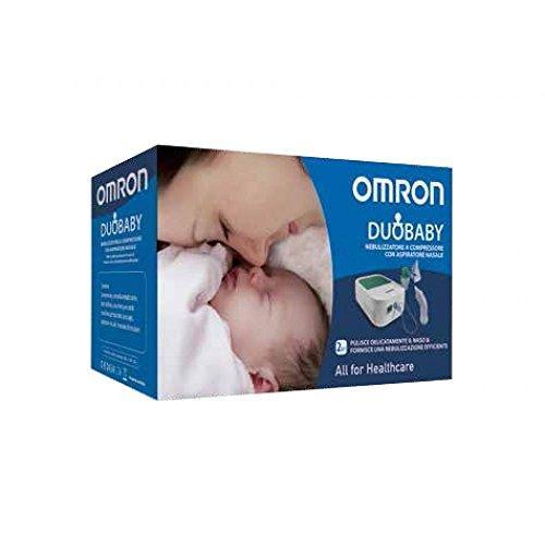 Omron Aerosol + Duo bebé aspirador nasal