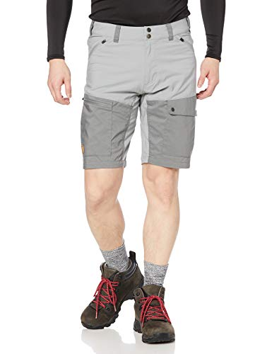Fjällräven Abisko Midsummer Shorts M Pantaloncini, Grigio (Shark Grey-Super Grey), 52 Uomo