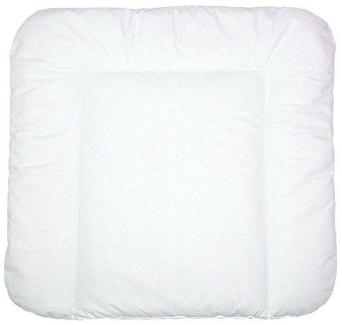 Baby Auflage Wickelauflage - WEIß - 70x50 cm 70x70 cm 70x85 cm Wickeltischauflage 70x50 cm