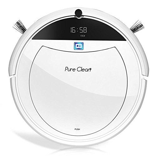 Robot Aspirador Para Suelos Duros marca Pure Clean