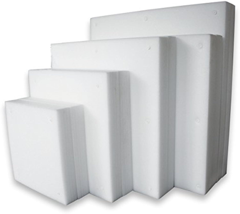 Stronghold Schaumscheibe Medium bis 45 lbs   Größe M [80x80x20cm] B0797NKQ4V  Kaufen Sie online