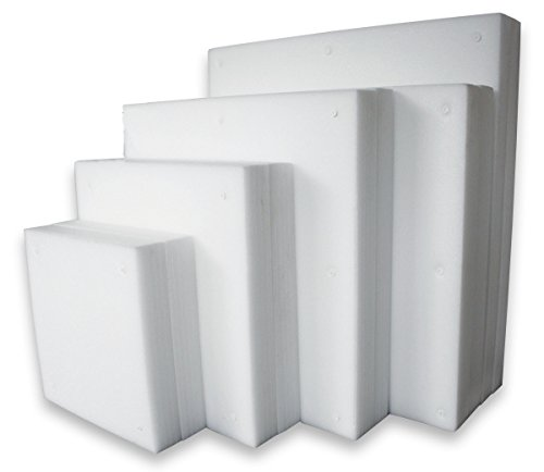 Stronghold Schaumscheibe Medium bis 45 lbs | Größe S [60x60x20cm]