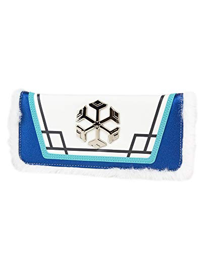 Overwatch Loungefly - Cartera Azul-Blanco