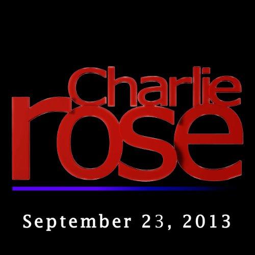 Charlie Rose: Juan Manuel Santos Calderon, Eli Lake, Jendayi Frazer, Jeremy Scahill, and Dexter Filkins, September 23, 2013 cover art