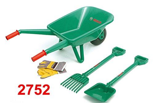 Theo Klein 2752 – BOSCH Gartenset mit Schubkarre, 4-teilig, Spielzeug - 3