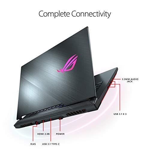 """Asus ROG Strix Scar III (2019) 15.6"""" 1920 x 1080 240 Hz Core i7-9750H 2.6 GHz 16 GB Memory 1 TB NVME SSD Storage Laptop"""