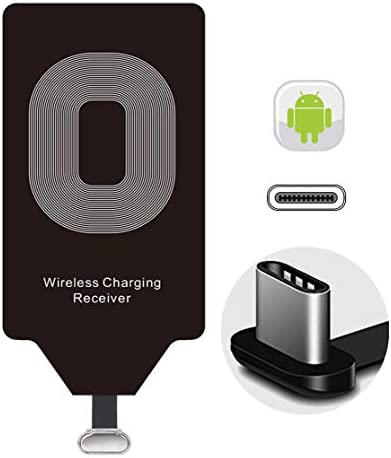Wireless Charging Receiver Qi Charger Adapter for LG Stylo 6 5 4 G5 V20 K31 Samsung Galaxy A9 product image