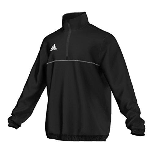 adidas Erwachsene Jacke/Anoraks Coref windbrea Windbreaker, Black/White, XS