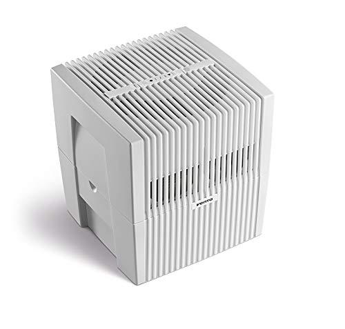 Venta Luftwäscher Original LW25, Reduzierung von Hausstaub und Pollen aus der Luft, für Räume bis 40 qm, Weiß-Grau